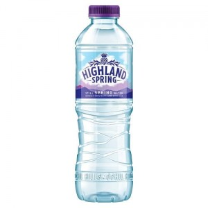 Highland Spring 500ml PET x1