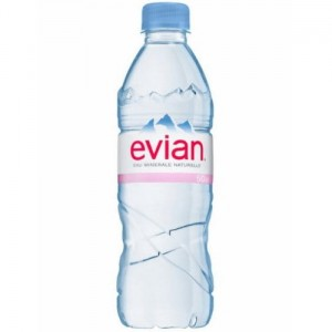 Evian 500ml PET x1