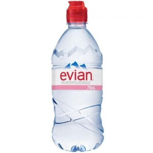 Evian 750ml PET x1