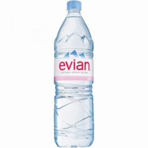 Evian 1500ml PET x1