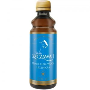 Szczawa I 330ml PET x1